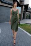 повседневное платье 2119olv