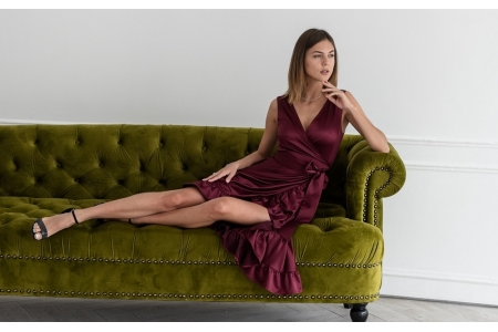 Выбираем модное платье на осень