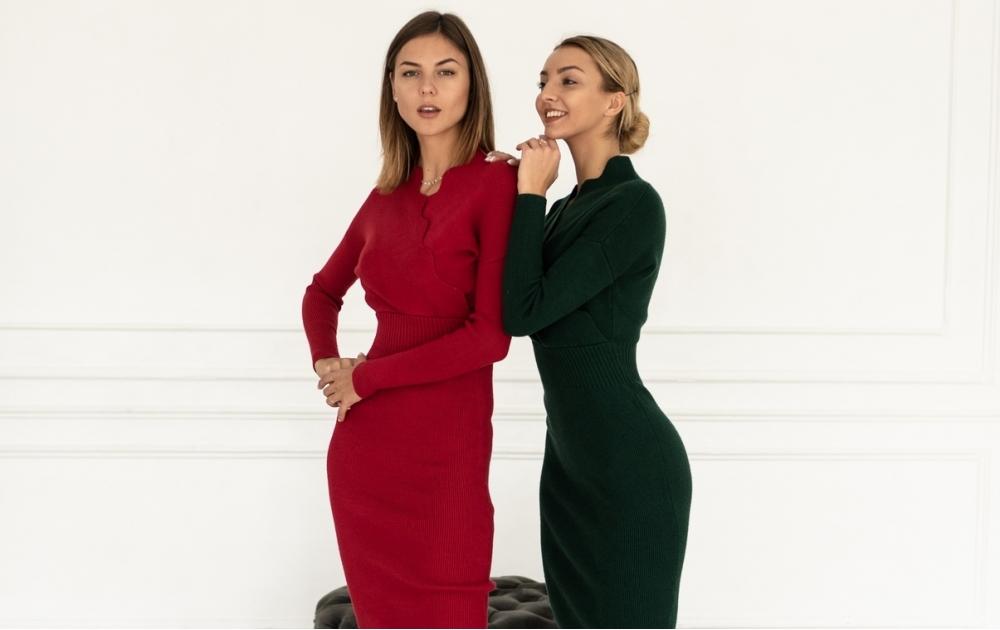 Выбираем модное платье на работу этой осенью.
